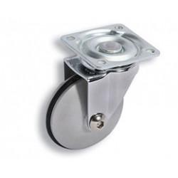 50dia aluminium caster